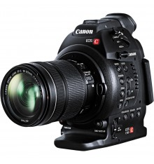 CANON EOS C100  DAF + EF-S 18-135 IS STM