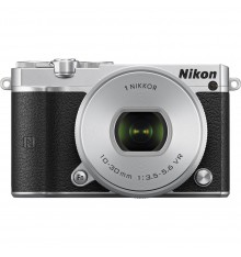 NIKON 1 J5 kit 10-30mm VR  srebrn