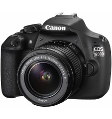 CANON EOS 1200D kit EF-S 18-55  DC III