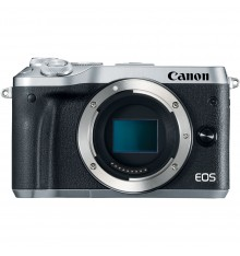 CANON EOS M6 kit 18-150 IS STM srebrn