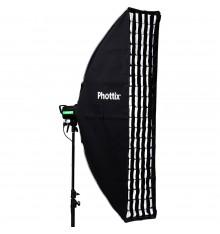 Phottix softbox SOLAS STRIP 35x140cm +grid