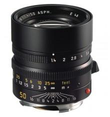 LEICA SUMMILUX-M 50mm 1,4 ASPH.black anodized