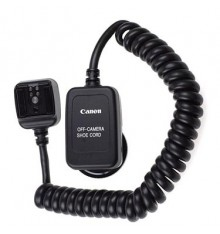 CANON OFF CAMERA SHOE CORD OC-E3