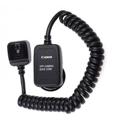 CANON OFF CAMERA SHOE CORD OC-E3