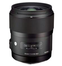 SIGMA 35mm 1,4 DG HSM art -Canon