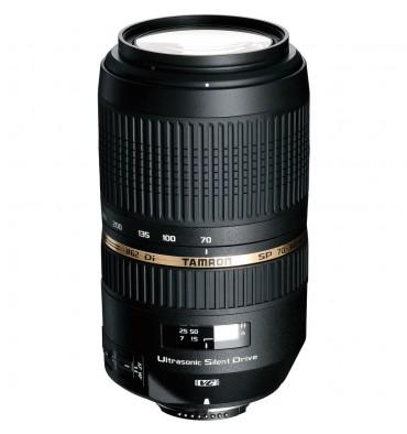 TAMRON 70-300 f/4-5,6 Di VC USD (Nikon)