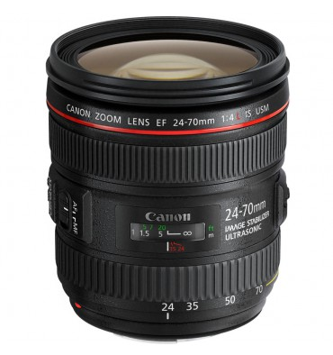 CANON EF 24-70mm 4,0  L IS