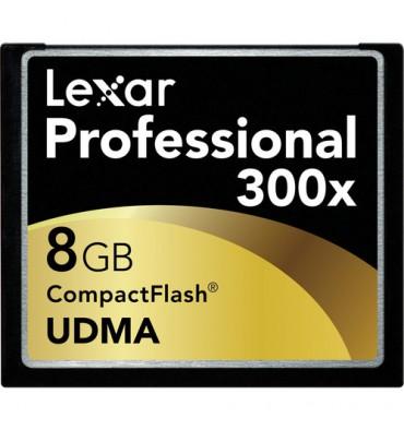 LEXAR CF 8 GB 300x