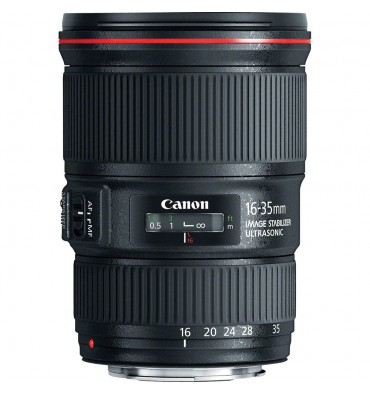 CANON EF 16-35mm 4 L IS