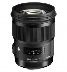 SIGMA 50mm 1,4 DG HSM  Canon