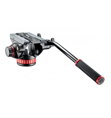 MANFROTTO glava 502AH  video