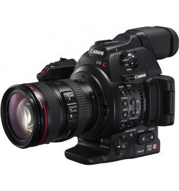 CANON EOS C100 MKII+EF 24-105IS
