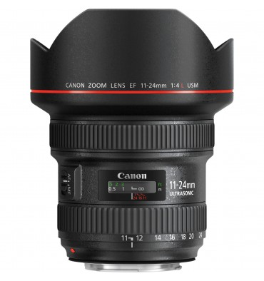 CANON EF 11-24mm 4L  USM