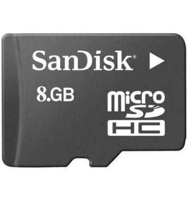 SANDISK microSD 8gb ultra 48mb/s