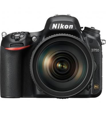 NIKON D750 kit 24-120 f/4  VR
