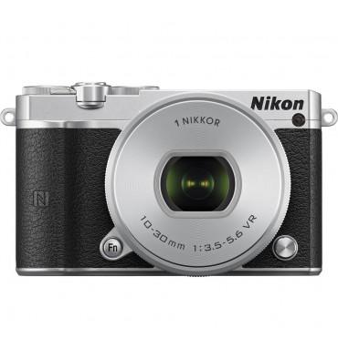 NIKON 1 J5 kit 10-30mm VR  srebrn