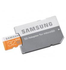 SAMSUNG microSD 32GB 48mb/s + adapter