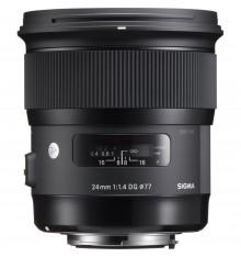 SIGMA 24mm f1,4 DG HSM art - canon