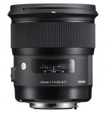 SIGMA 24mm f1,4 DG HSM art- Nikon