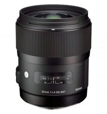 SIGMA 35mm 1,4 DG HSM art - Nikon