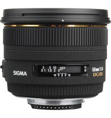 SIGMA 50mm 1,4 DG HSM   Nikon