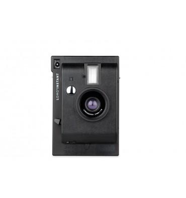 LOMO polaroid fotoaparat  črn