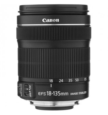 CANON EF-S 18-135 IS STM
