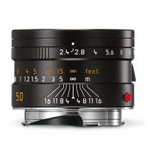 LEICA SUMMARIT-M 50mm f/2,4  black