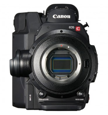 CANON EOS C300mk II EF