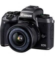 CANON EOS M5 kit 15-45 + EFadapter