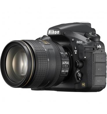 NIKON D810 + 24 -120mm