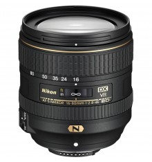 NIKON AF-S DX 16-80 f/2,8-4 E ED  VR