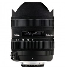 SIGMA 8-16 4,5-5,6 DC HSM  Nikon