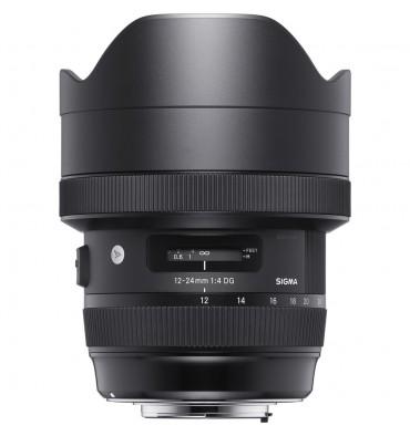 SIGMA 12-24 f/4 art- Nikon