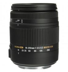 SIGMA 18-250 3,5-6,3 OS Canon