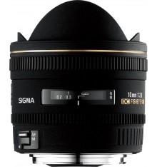 SIGMA 10 f/2,8 fisheye  Nikon