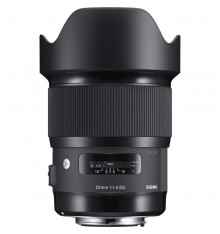 SIGMA 20 f/1,4 Art  Nikon
