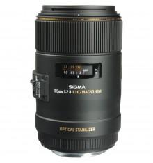 SIGMA 105 f/2,8  OS macro  Canon