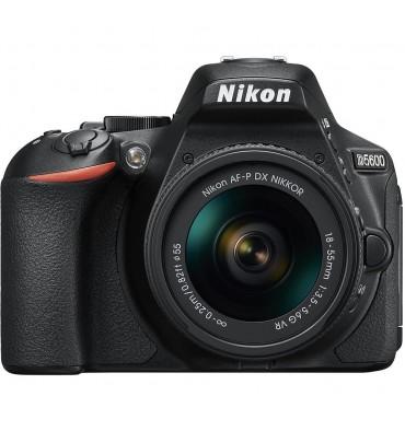 NIKON D5600 kit AF-P 18-55  VR