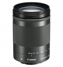 CANON EF-M 18-150 3,5-6,3 IS STM črn