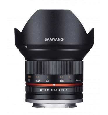 SAMYANG 12mmf/2,0 NCS CS Fuji