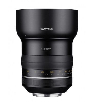 SAMYANG 85mm F/1,2 XP Premium Canon