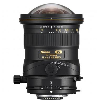 NIKON PC 19mm f/4E ED
