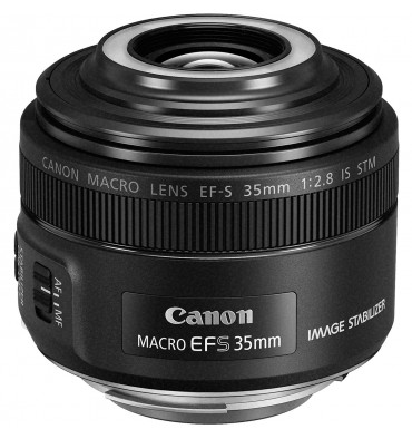 CANON EF-S 35 2,8 macro IS STM
