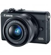 CANON EOS M100 kit 15-45 črn