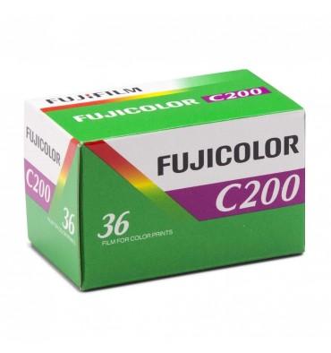 FILM FUJICOLOR C200 135/36
