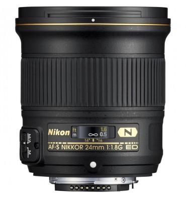 NIKON AF-S 24 1,8G ED