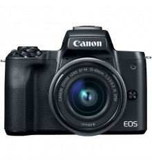 CANON EOS M50 kit 15-45 +22mm