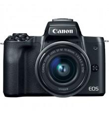 CANON EOS M50 kit 15-45 +22mm