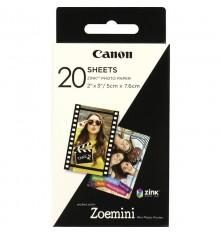 CANON ZINK foto 20 pack za ZOEMINI